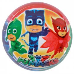 star Πλαστική Παιδική Μπάλα PJ Masks-Πιτζαμοήρωες, 14εκ. 29/2898 5202522128988