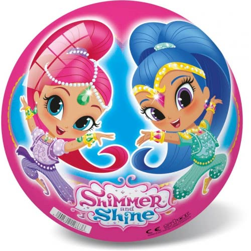 star Μπάλα Πλαστική Shimmer and Shine, 23εκ. 30/2883 5202522128834
