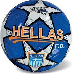star Leather Soccer Ball Hellas F.C., Size 5 35/798 5202522007986