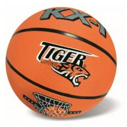 star Basketball Tiger, Rubber, Size 3 37/328 5202522003285