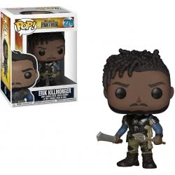 Funko Pop! Marvel: Black Panther - Erik Killmonger n.278 Collectible Vinyl Figure UND23350 889698233507