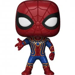 Funko Pop! Marvel: Avengers: Infinity War - Iron Spider(Spiderman) n.287 Φιγούρα από Βινύλιο UND26465 889698264655