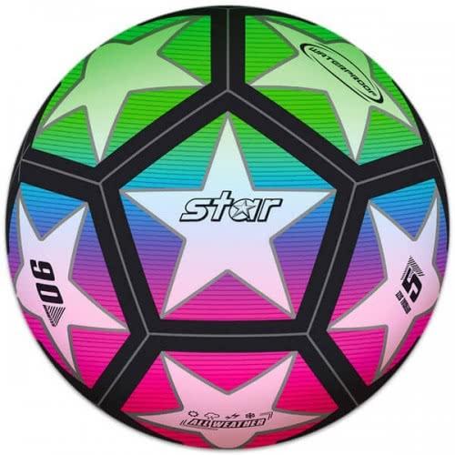 star Football Fluo s Multicolor, 23cm 10/963 5202522009638