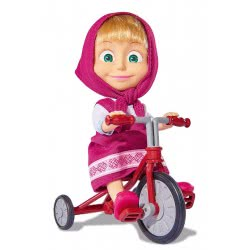 Simba Masha Τρίκυκλο Ποδηλατάκι Original 109302059 4006592920593