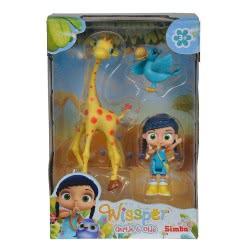 Simba Wissper Figurine Set Gertie and Otis 109358377 4052351015710