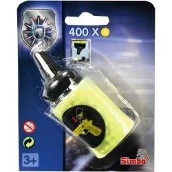 Simba 400 Σφαιρίδια Για Πιστόλια Ή Καραμπίνες Παιχνίδια 108027374 4006592873745