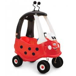 little tikes Ποδοκίνητο Αμαξάκι Κουπέ Πασχαλίτσα 173059 050743173059