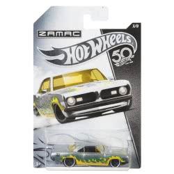Mattel Hot Wheels Επετειακά Αυτοκινητάκια Zamac - 8 Σχέδια FRN23 887961631463