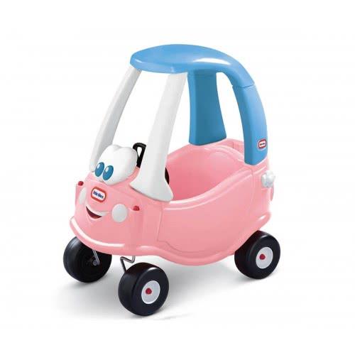 little tikes Ποδοκίνητο Αμαξάκι Κουπέ Πριγκίπισσα - 30η Επέτειος 6147 050743614798
