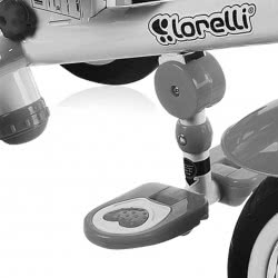 Lorelli Ποδηλατάκι Τρίκυκλο B302A White/Black 1005009 1604 3800151910428