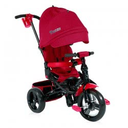 Lorelli Children Tricycle Jaguar Red 1005029 0004 3800151960409