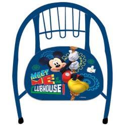Diakakis imports Καρεκλάκι Μεταλλικό Mickey Mouse 36X35x36εκ 0560490 5205698167492