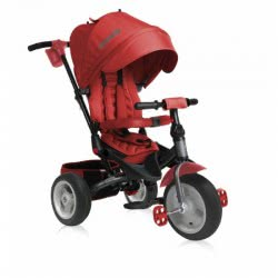 Lorelli Children Tricycle Jaguar Air Red 1005039 0004 3800151965824