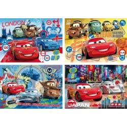 Clementoni Παζλ 15 S.C. Disney Cars 2 1200-22216 8005125222162