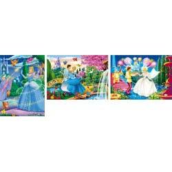 Clementoni ΠΑΖΛ 9+12+18 S.C Disney- ΣΤΑΧΤΟΠΟΥΤΑ 1200-22518 8005125225187