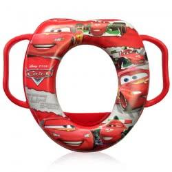 Lorelli Γιογιό Κάθισμα Τουαλέτας με χερούλια Auto Red Cars 1013036 0018 3800151966609
