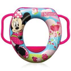 Lorelli Γιογιό Κάθισμα Τουαλέτας με χερούλια Girl Pink Minnie 1013036 0035 3800151966616