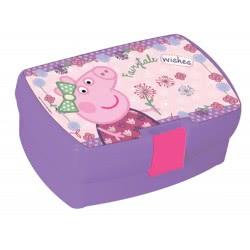 Diakakis imports Παιδικό Δοχείο Φαγητού Peppa Pig 482264 5205698255342