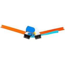 Mattel Hot Wheels Track Builder Βασική Πίστα με Αυτοκινητάκι Custom Turn Kicker DNH84 / FRG95 887961607826