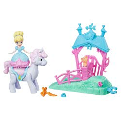 Hasbro Disney Princess Magical Movers Mini Playset Cinderella E0072 / E0249 5010993459568