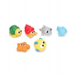 MG TOYS WinFun Φιλαράκια Ζωάκια Μπάνιου - Splash n Squirt Bathtime Pals 403176 5204275031768
