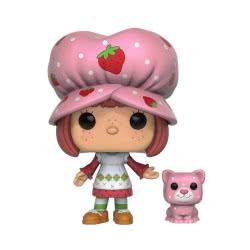 Funko Pop! Animation: Strawberry Shortcake - Strawberry Shortcake And Custard N.131 Collectible Action Vinyl Figure 9899 8498030