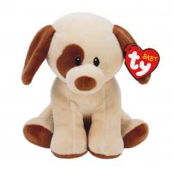 As company Βρεφικό Χνουδωτό Σκυλάκι Καφέ Ty Beanie Boos 15Εκ. 1607-31043 008421310432