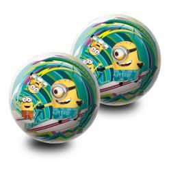 As company Πλαστική Παιδική Μπάλα Minions, 230mm - 1τμχ 2544 8420011025441