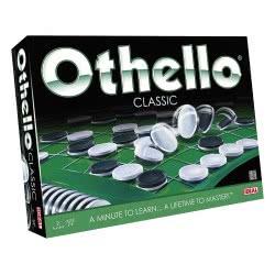 GIOCHI PREZIOSI Classic Strategy Board Game Othello NTC08000 8056379057246