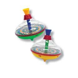 OEM Σβούρα Παιδική Κλασική - 2 Χρώματα 4-04263 5205812027404