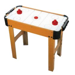 OEM B/O Ice Air Hockey Τραπέζι Μεγάλο Οικογενειακό 74.5x36.5x65.5 εκ 4-05027 5205812075030