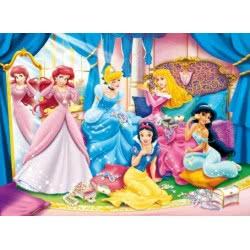 Clementoni Παζλ 104 S.C Disney Princess Λαμπερά Κοσμήματα 1210-27828 8005125278282