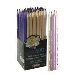 LUNA OFFICE LUNA Οικολογικό Τριγωνικό Μολύβι με Άρωμα Λουλουδιών HB - 4 Χρώματα 042003 6223001411741