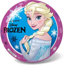 star Plastic Ball Disney Frozen, Purple, 23Cm 12/2903 5202522129039