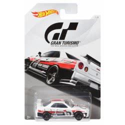 Mattel Hot Wheels Gran Tourismo Vehicles Die-Cast, 1:64 - 8 Designs FKF26 887961545661