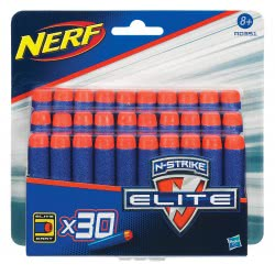 Hasbro Nerf N-Strike Elite 30Pack Refill - Ανταλλακτικά Βελάκια A0351 5010994661052