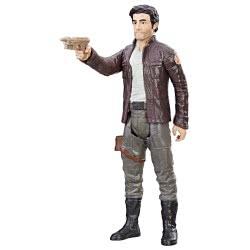 Hasbro Star Wars Episode 8: The Last Jedi Captain Poe Dameron Φιγούρα Δράσης 30εκ. C1429 / C2098 5010993370856