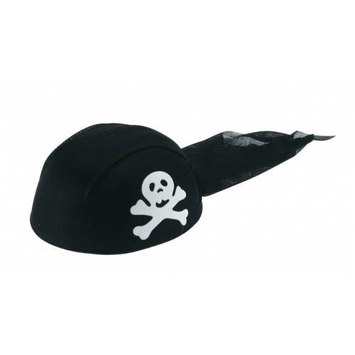 CLOWN Καπέλο Πειρατή (Μαντήλι) 2 Χρώματα 79821 5203359798214