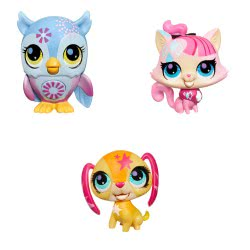 Hasbro Lps Singing Pets A0042 5010994642211