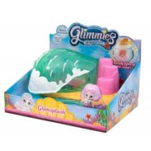 GIOCHI PREZIOSI Glimmies Aquaria - Μαγικό Ενυδρείο και Κούκλα GLA03010 8056379047872
