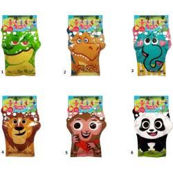 GIOCHI PREZIOSI Glove a Bubble - 6 Designs GLV06000 8056379057147