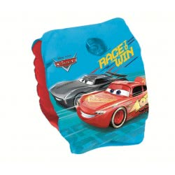 GIM Cars Race Kids Armbands, 25x15cm 871-94120 5204549106901
