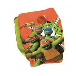 GIM Ninja Turtles Kids Armbands, 25x15cm 870-06120 5204549108226