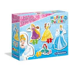 Clementoni Disney: Πριγκίπισσες Τα Πρώτα μου Παζλ: Παιδικό Παζλ 3-6-9-12τμχ 1200-20805 8005125208050