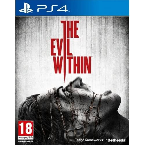 Bethesda PS4 The Evil Within 013074 093155148949