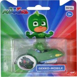 DICKIE TOYS PJ Masks Single Pack Gekko-Mobile 203141001 4006333045493
