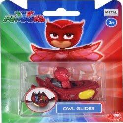 DICKIE TOYS PJ Masks Single Pack Owl-Glider 203141002 4006333045592
