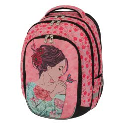 POLO Backpack Alien Panters Girl With Butterfly(2018) 901231-19-00 5201927098643