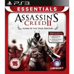 UBISOFT PS3 ASSASSIN`S CREED II GOTY 3307215659045 3307215659045