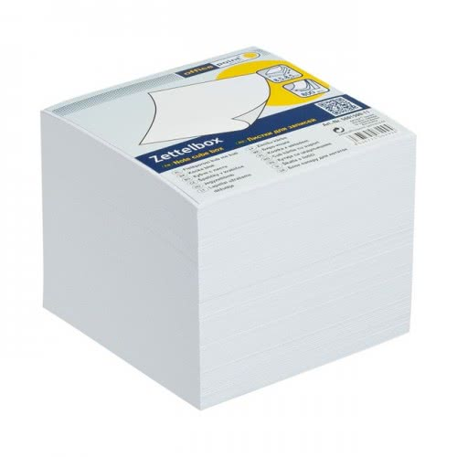 Maestri Ανταλλακτικά Φύλλα για Κουτί Λευκά 9x9εκ 800φύλλα 5601500-11 4036775062994